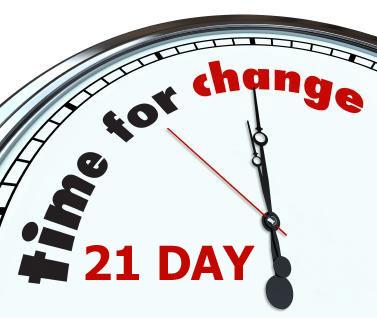 Izdržite 21 dan