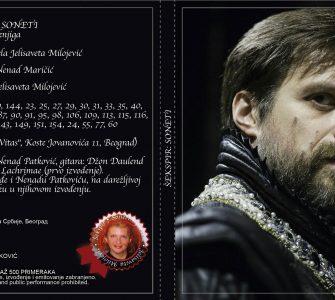 Hadži Nenad Maričić na omotu CD-a, 2018 (1)